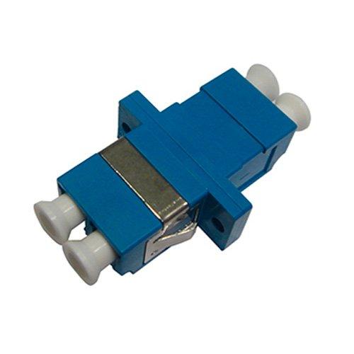 Acoplador Óptico, LC/LC, Mono Modo, Duplex