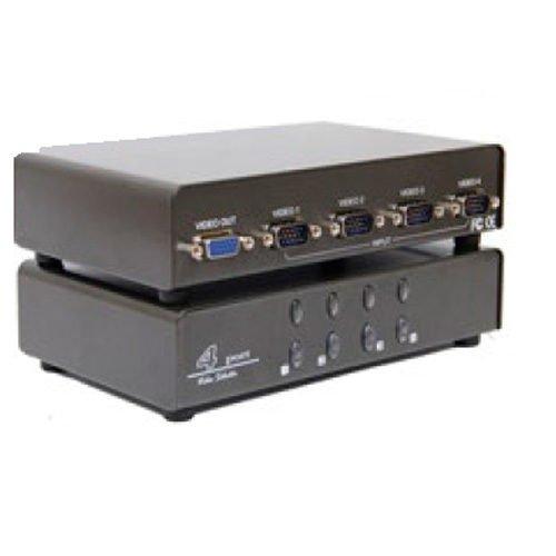 DV41 Derivadores De Vídeo 4 Monitores 1 CPU